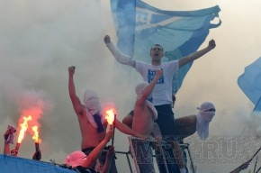 Эрнест Серебренников: «Фанаты прожгли мне ботинок»