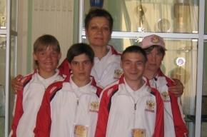 Петербургских спортсменов проводили в Афины за победами