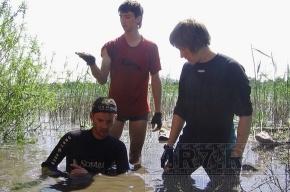 Добровольцы пытаются спасти Ивановский карьер