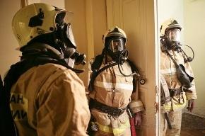 В Петербурге при пожарах пострадали двое