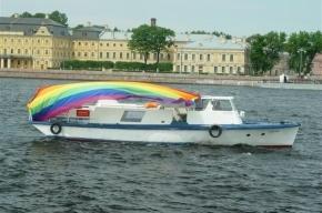 У Медного всадника задержали 14 участников гей-акции