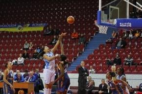 Российские баскетболистки переиграли латышек