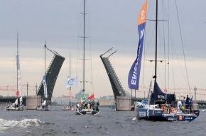 Сегодня в Петербург прибудет пивная яхта