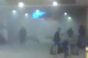 В аэропорту «Домодедово» идут обыски