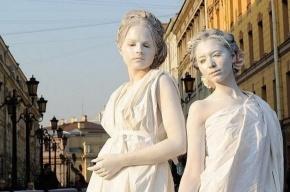 В ЦПКиО 5 июня зашевелятся статуи