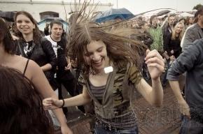 Рок-фестиваль «Окна открой»: фоторепортаж