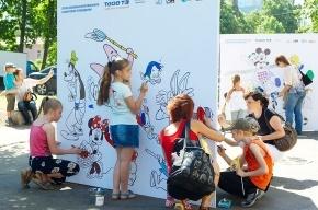 Оператор «Твое TV» организовал детский фестиваль рисунков