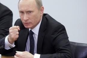 Путин позвал добровольцев на фронт через интернет