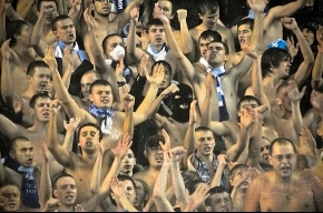 «Футбольные фанаты всея Руси» пошли в наступление