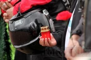 Русские и немецкие байкеры вновь зажгли «Свечу памяти»