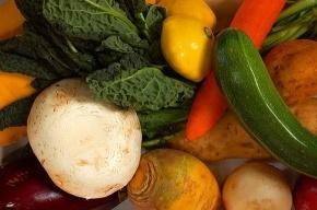 В России запретили европейские овощи