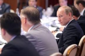 Владимир Путин согласен с запретом на ввоз овощей из ЕС