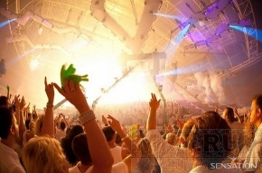 Sensation-2011: Петербург станет белым