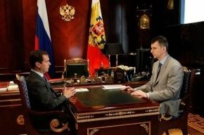 Прохоров предложил Медведеву вернуть выборы глав Москвы и Петербурга
