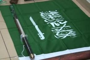 Самурайский меч и пояс шахида нашли у предполагаемого убийцы декана Северо-Осетинского государственного университета