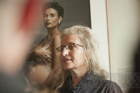 В Эрмитаже открылась выставка фотографий Анни Лейбовиц