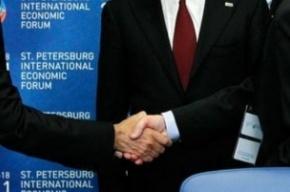 Почти 100 млрд рублей принес Петербургу Международный экономический форум