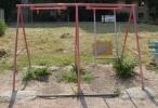 Фоторепортаж: «Хозяину детской площадки не до детей»