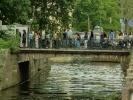 Новая Голландия: 30 минут в очереди, чтобы полежать на газоне: Фоторепортаж