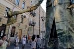 По Кузнечному бегал Раскольников с топором, а Достоевский дарил автографы: Фоторепортаж