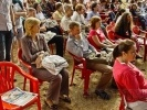 Фоторепортаж: «Петроджаз закрыл сезон джазовых фестивалей Петербурга»