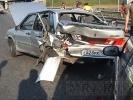Фоторепортаж: «Женщину и трех детей на Колтушском шоссе после столкновения зажало в «Ладе»»
