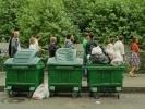 Фоторепортаж: «Новая Голландия: 30 минут в очереди, чтобы полежать на газоне»