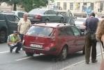 ДТП в Петроградском районе: подробности: Фоторепортаж