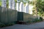 Фоторепортаж: «Народный сход на Шуваловском кладбище: на могилах строить нельзя»