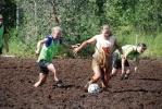Наших футболисток отправили в Суоми на «голяк»: Фоторепортаж