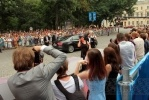 Фоторепортаж: «Красная дорожка Кинофорума: фоторепортаж»