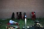 В Петропавловской крепости «играли» в петровскую эпоху: Фоторепортаж