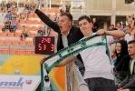 Фоторепортаж: «Бруно Алвеш поддержал «Крылья»»