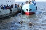 МЧС: Фоторепортаж с места катастрофы теплохода «Булгария»: Фоторепортаж