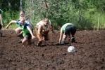 Фоторепортаж: «Наших футболисток отправили в Суоми на «голяк»»