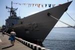 Военно-морской салон: горожане смогли поймать свою порцию впечатлений: Фоторепортаж