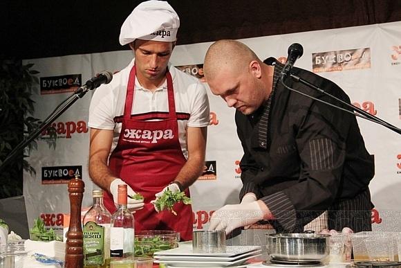 Роман Широков признался, что любит мясные блюда: Фото