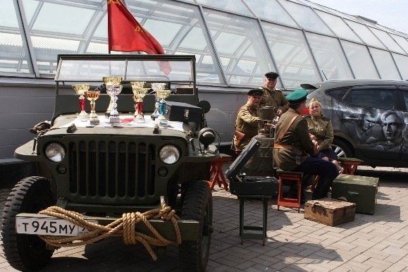 В Петербурге показали «тачки после прокачки»: Фото