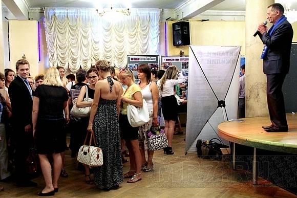 В Невском районе стартовал праймериз ОНФ-«Единой России»: Фото