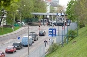 На российско-эстонской границе тестируют новую систему