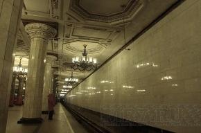 Станция «Автово» закрыта, там обнаружен подозрительный предмет