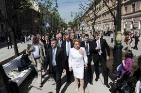 Борис Вишневский: Мандат для Матвиенко - это справка, без которой не берут в СФ