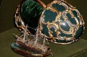 Спустя 93 года возобновил работу ювелирный дом Faberge