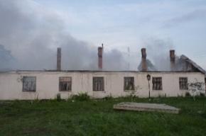 При пожаре в доме престарелых на Украине погибли 16 пенсионеров