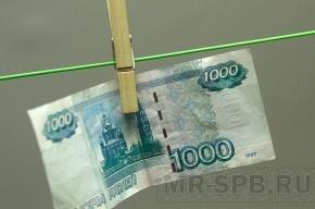 Сегодня на МКАД случилось денежное ЧП