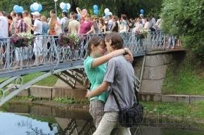 Как Петербург отметил День семьи, любви и верности (фоторепортаж)