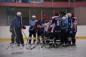 Хоккеисты СКА начали сезон с медосмотра