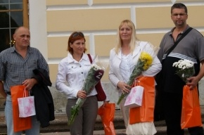 Поздравляем победителей конкурса «Моя цветочная фантазия»!