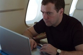 Утром Медведев уволил пятерых генералов