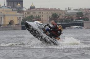 ЧМ по водно-моторному спорту внесёт коррективы в работу водного такси